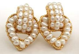 Pearl Charmer Earrings