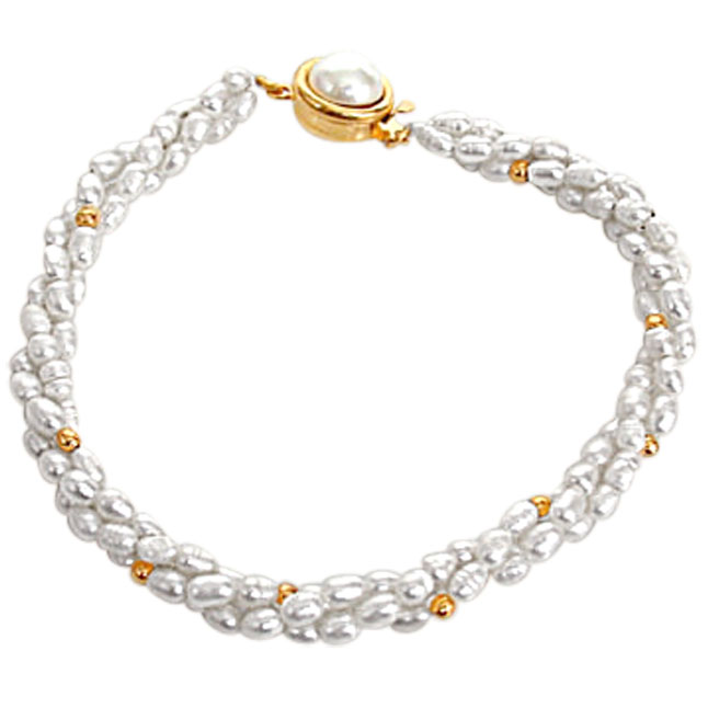Pearl White Wonder -Pearl Set