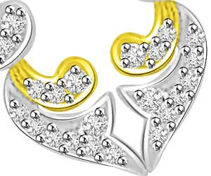 Pleasure Of Life Diamond Pendants For My Love