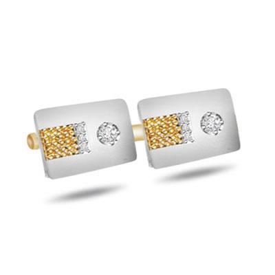 Prince Charm 0.16ct Diamond VS Clarity Tiepin -Tiepin
