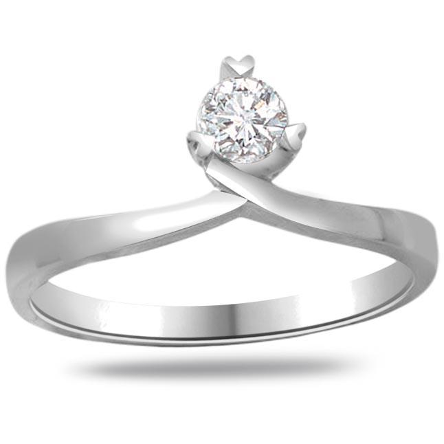 Princess Crown -diamond rings  Surat Diamond Jewelry