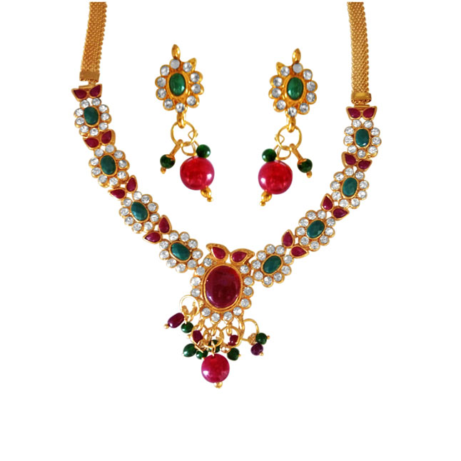 Noor Jahan Jewelry Set