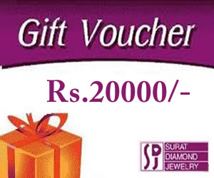 Rs.20000 / -Gift Vouchers. -Gift Certificates
