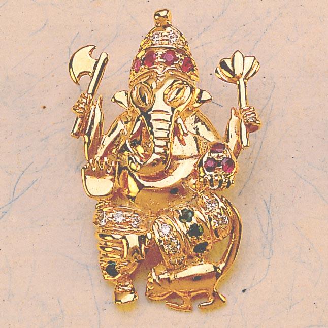 Ganesh Smile -Religious