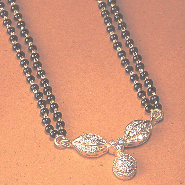 Mangalsutra with Kedia Chain