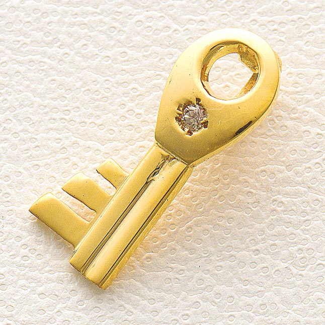 Diamond Luck -key -Sport Collection