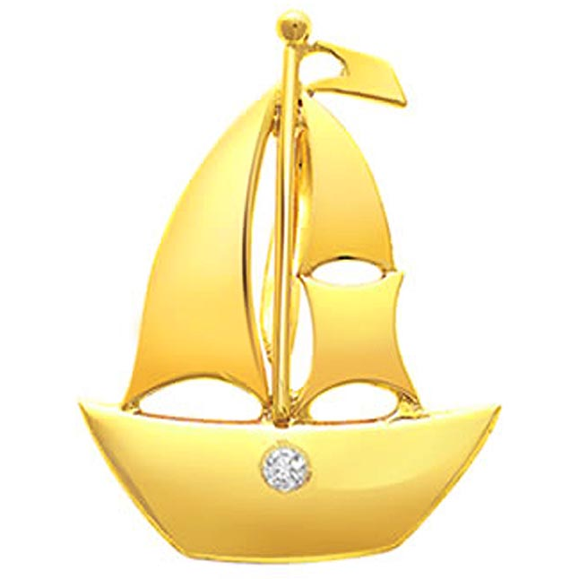 Beautiful Boat -Pendants -Sport Collection
