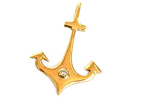 Anchor of life -Pendants -Teenage
