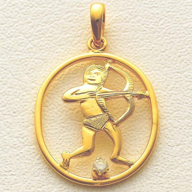 Sagittarius -Special Pendants -Zodiac Signs