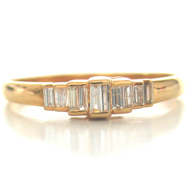 My First Love Diamond rings in 18kt Gold