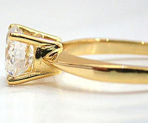 You Are The Reason -18k Engagement rings