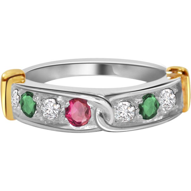 Colors of Love -Gemstone & Diamond