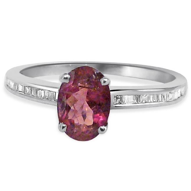 Let The Passion Speak -Gemstone & Diamond