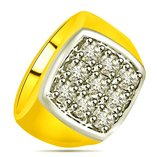 0.27 ct Designer Diamond rings