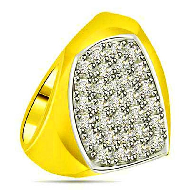 0.35cts Designer Diamond rings