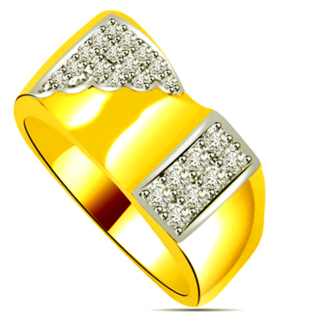 0.44 cts Diamond rings