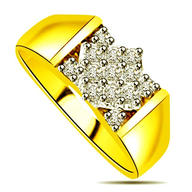 0.40ct Diamond rings