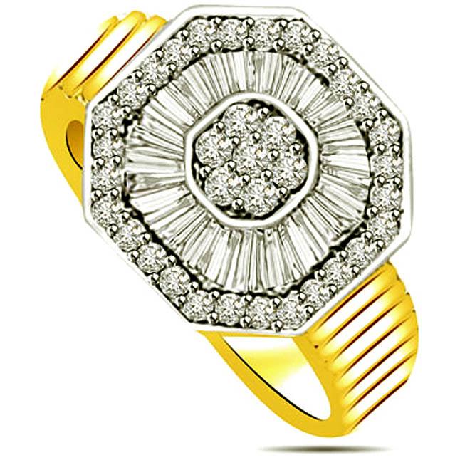 0.35 ct Diamond rings