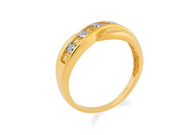Luxuries Love -diamond rings| Surat Diamond Jewelry