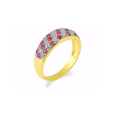 SDR -183 A Fashionistas Jewel -diamond rings| Surat Diamond Jewelry
