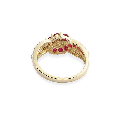 Rouge -Radiance -diamond rings| Surat Diamond Jewelry