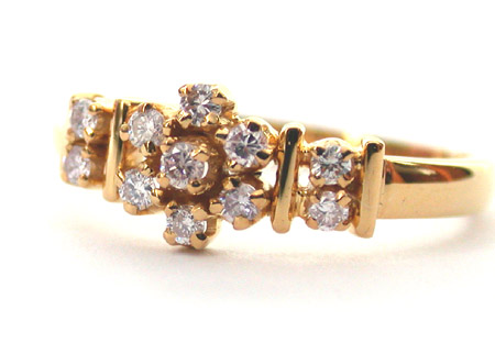 Truly Yours Diamond rings