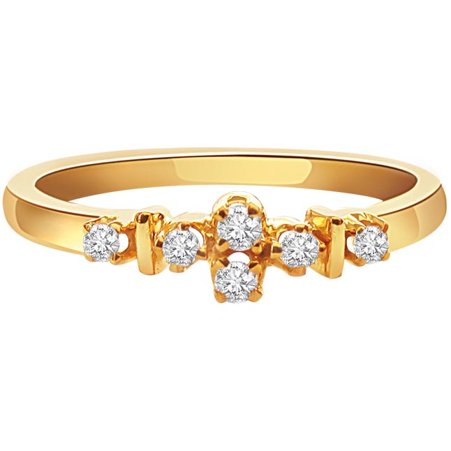 Dazzling Delight Diamond rings