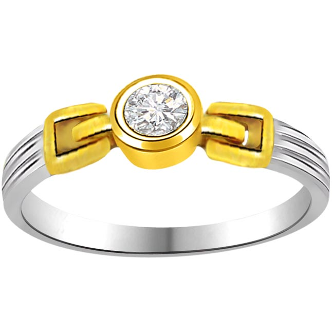 Solitaire Diamond Gold rings SDR594
