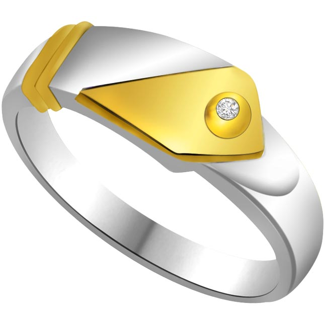 Solitaire Diamond Gold rings SDR601