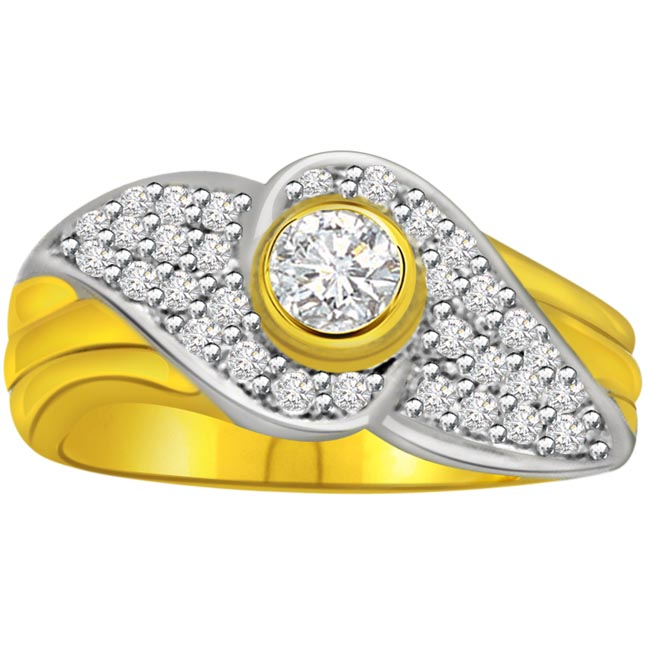 0.40 cts Diamond Fine rings SDR653