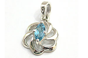 SDS -111 Silver Surprize -Gemstone Pendants