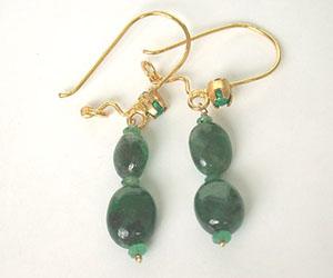 SE -100 Magical Feelings -Pres.Stone Earrings