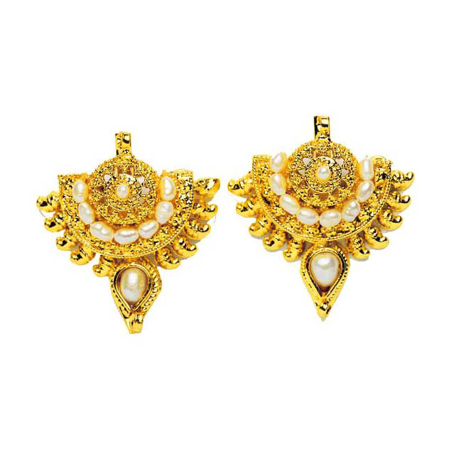 Gr Finesse Earrings -Designer Earrings