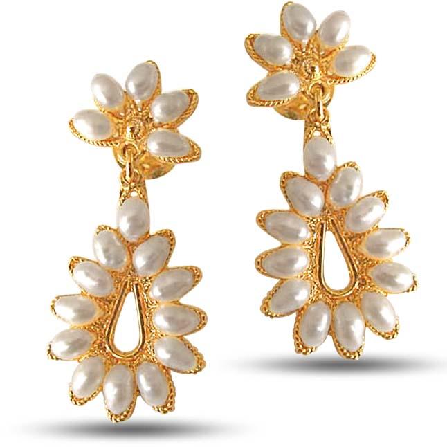 Flower Bloom Earrings