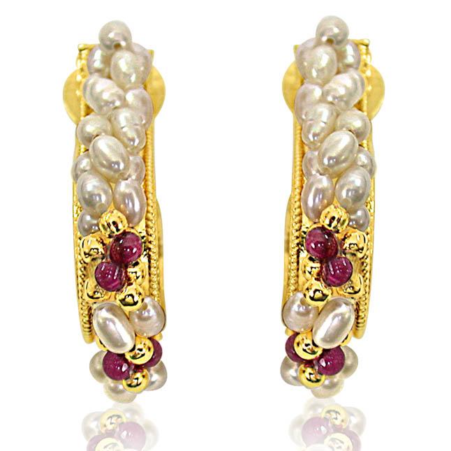 I Like You -Bali Earrings -Balis & Hoops