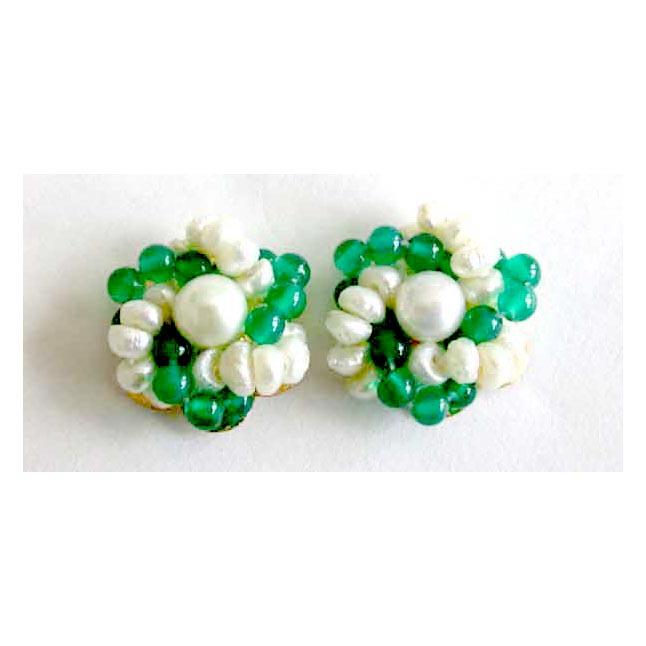 Wonder Girl Earrings -Pres.Stone Earrings
