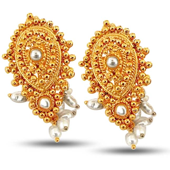 Mystifying Magnificent Earrings