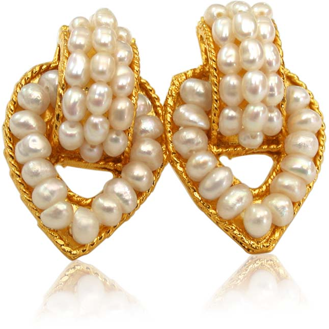 Pearl Charmer Earrings