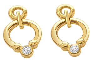 Showstopper Stunning Earrings -Designer Earrings