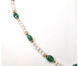 Beauteous -Emerald Pearl
