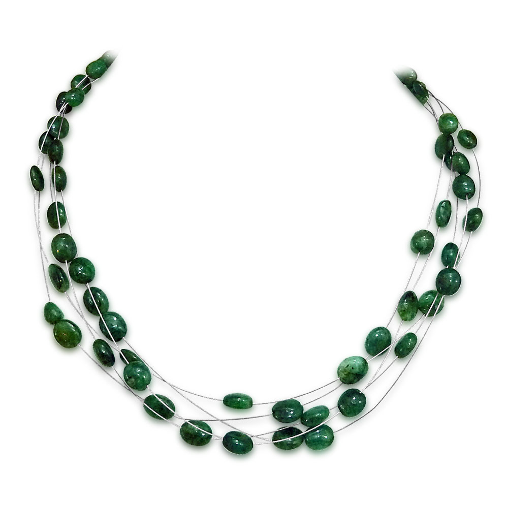 Emerald Necklace -SN136