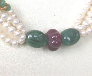 Pure Pristine Pleasure -Emerald Pearl