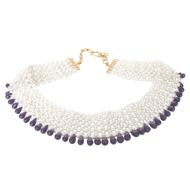 Twilight Temptation -Sapphire Pearl