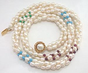 Vanilla Ice -Twisted Rice Pearl