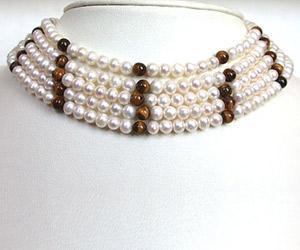Richness -Pearl Choker
