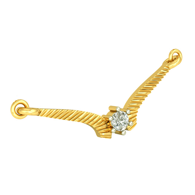 Solitaire Diamond Necklace Pendants DN433 Necklaces