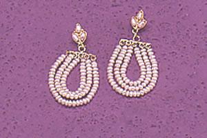 Charming Beauty -Pearl Set