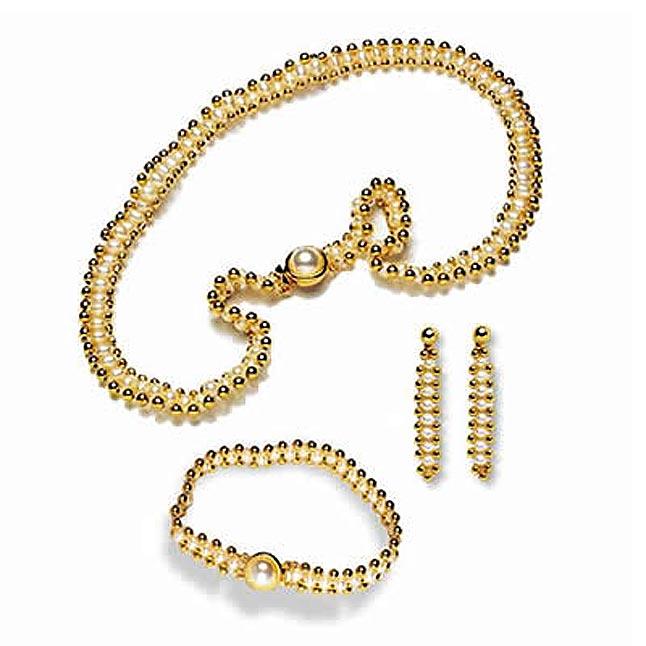 Enchanting Elegance Pearls -Pearl Set