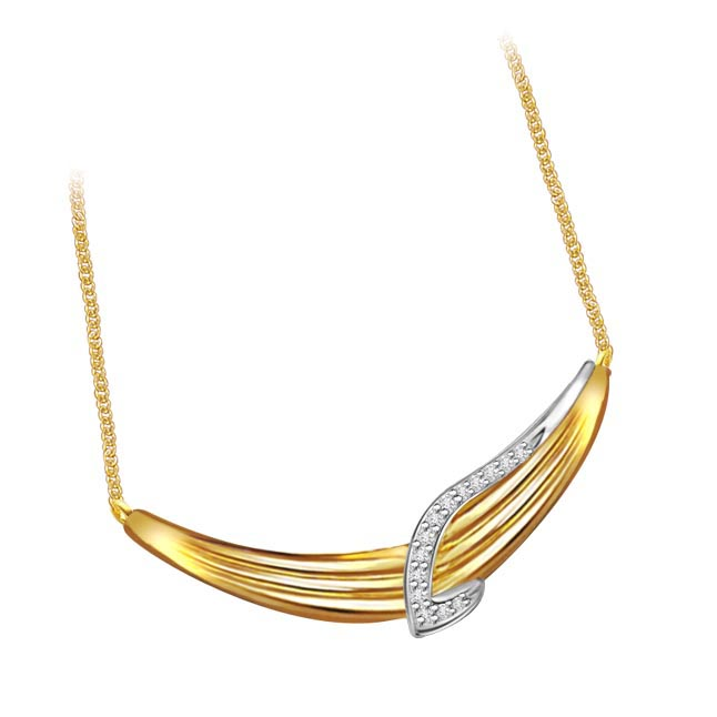 Springs Desire 0.14 ct Diamond Necklace with Chain