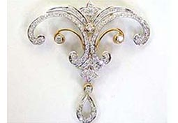 Sweetheart Pendants -Classic Diamond Pendants -Designer Pendants